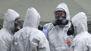 Chemical experts were called in to examine large areas of Salisbury after the Skripals took ill