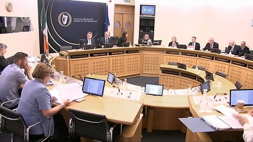 HSE and CervicalCheck were before the Public Accounts Committee today