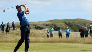 Harrington is looking for his second Irish Open win