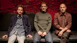 Brad Mehldau Trio: Bassist Larry Grenadier, pianist Brad Mehldau and drummer Jeff Ballard