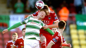 Cork City and Shamrock Rovers collide at Turner's Cross