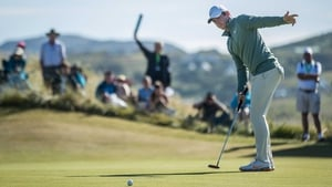 """Rory McIlroy: """"I hit the ball very well, I gave myself a lot of chances."""""""