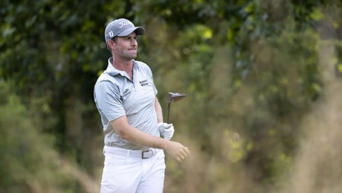Simpson is early leader at the RSM Classic
