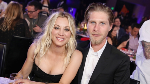Kaley Cuoco and Karl Cook tied the knot on June 30