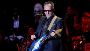 Elvis Costello - angered by sensationalist press reports following his cancer diagnosis in March