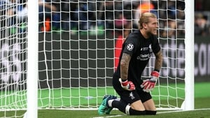 Loris Karius had a nightmare in the Champions League final