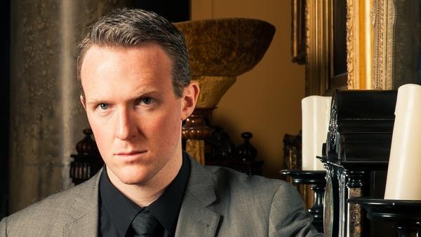 Irish tenor (and former baritone) Gavan Ring.