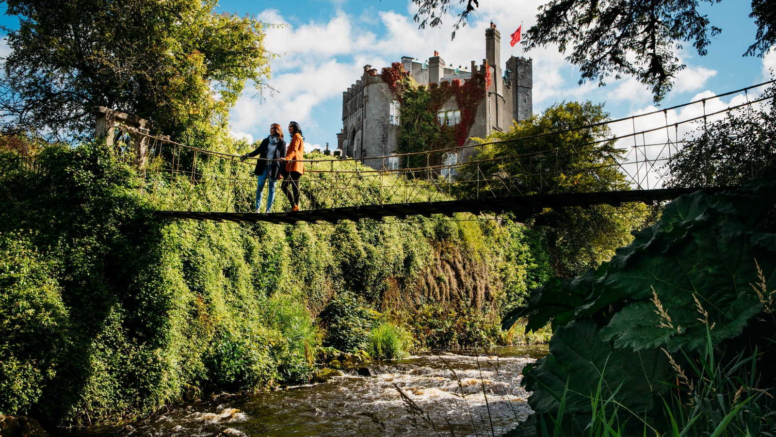 Image - Sample the best of the Ireland's Hidden Heartlands in Birr Castle and Gardens