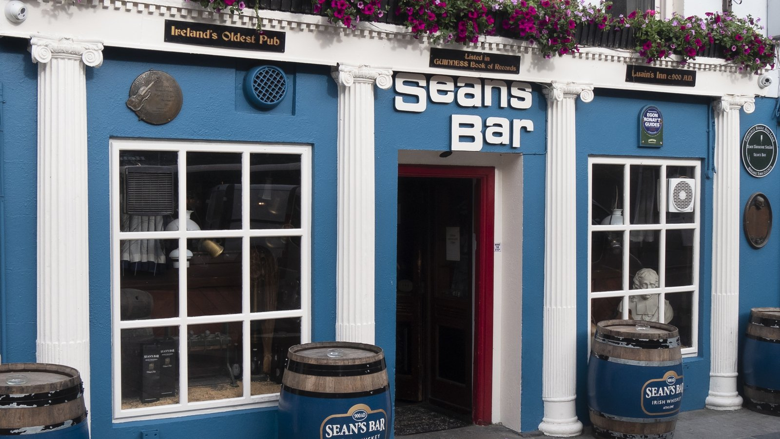 Image - Don't be fooled by the modern exterior – Sean's Bar in Athlone is the oldest pub in the world
