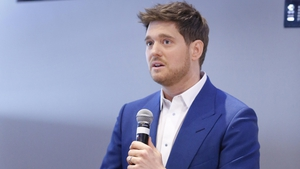 An emotional Michael Bublé spoke to Irish press ahead of his Croke Park gig