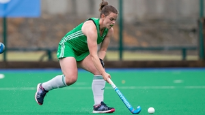 Lizzie Colvin shone for Ireland but Japan took the win