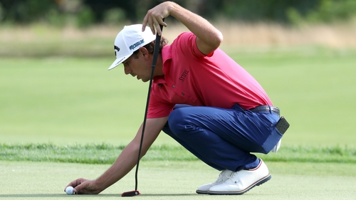 PGA Tour: Kelly Kraft fires 63 to lead at Greenbrier