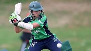 Clare Shillington helped Ireland to victory