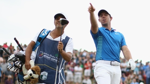 Rory McIlroy endured another frustrating day