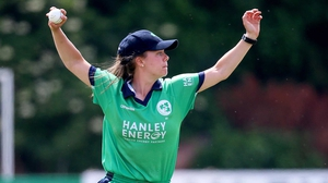 Laura Delany led the charge for Ireland
