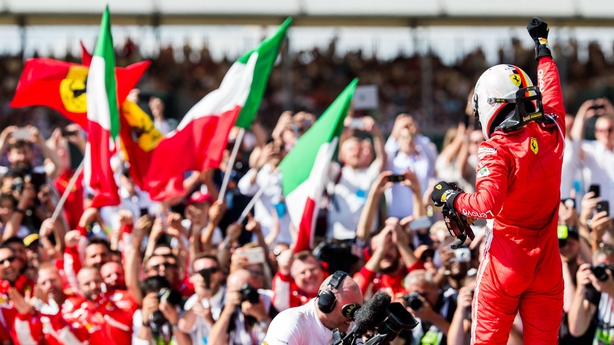 Vettel wins British GP, Hamilton makes superb recovery