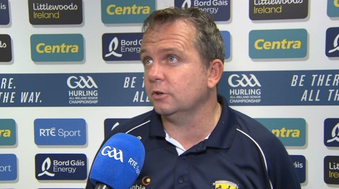 """Fitzgerald: """"That wasn't a good Wexford performance"""" 