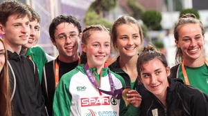 Sarah Healy had a summer to remember