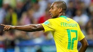 Fernandinho scored an OG against Belgium
