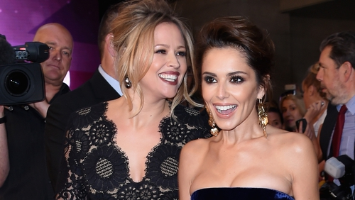 Kimberley Walsh says Cheryl is doing well since splitting from Liam Payne