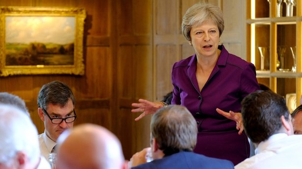 Chequers mate: Theresa May ambush routs cabinet Brexiteers