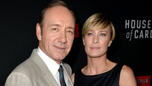 "Robin Wright said it was ""respectful"" for Netflix to sever ties with Kevin Spacey"