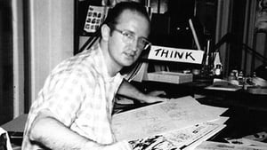 One of the few available pictures of legendary artist Steve Ditko (Courtesy of Marvel Comics)