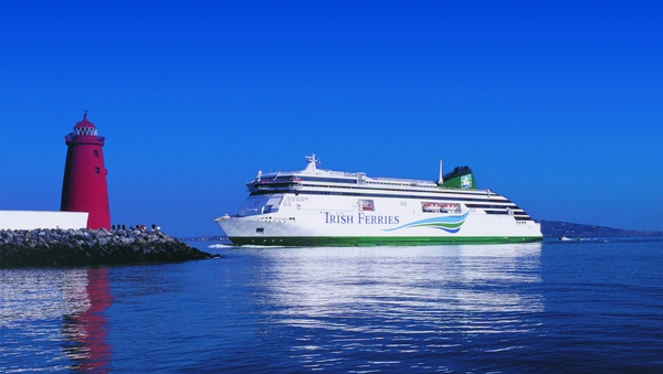 Irish Ferries and Stena Line issued a joint statement