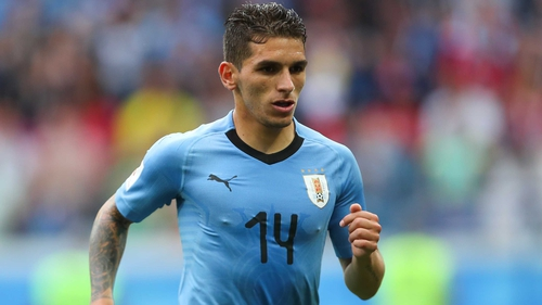 competitive price 693c3 e1d34 Arsenal sign Uruguay World Cup star Torreira