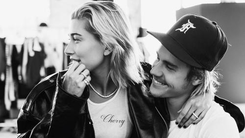 Justin Bieber confirms engagement to Hailey Baldwin, image via Justin Bieber/Instagram