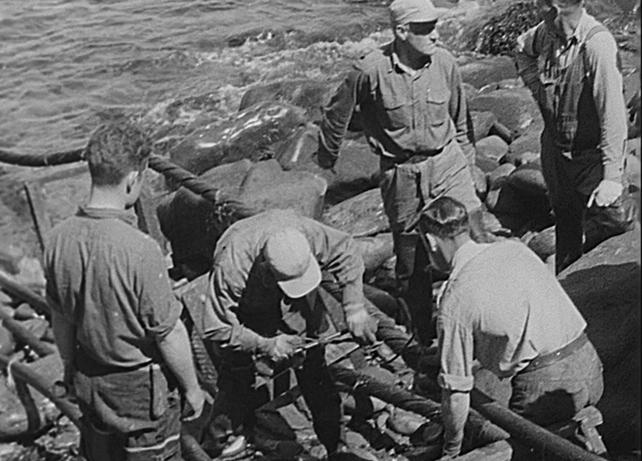 Valentia Island Cable Repairs (1963)