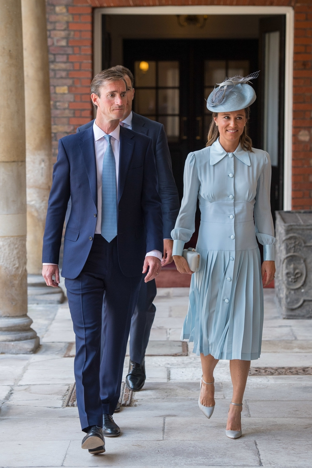 Pippa and her husband