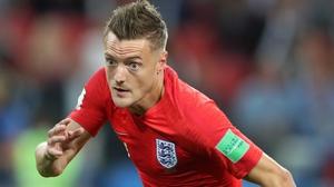 Jamie Vardy has called time on his international career