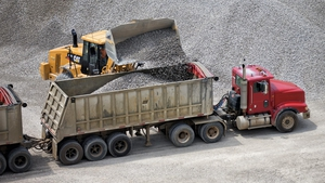 CRH said that Covid-19 restrictions in Ireland resulted in lower cement volumes than the same time last year