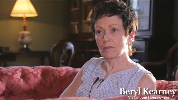 Viewmount House Owner Beryl Kearney