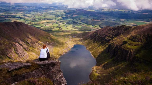 The competition is part of the Comeraghs Wild Festival.