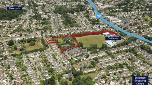 Savills are looking for offers of €13m for the Mount Merrion site in Dublin