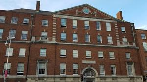 The National Maternity Hospital in Dublin
