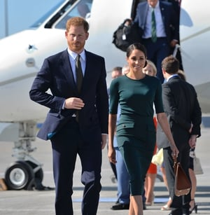 The Duke and Duchess of Sussex will spend their first trip overseas as a married couple in Dublin
