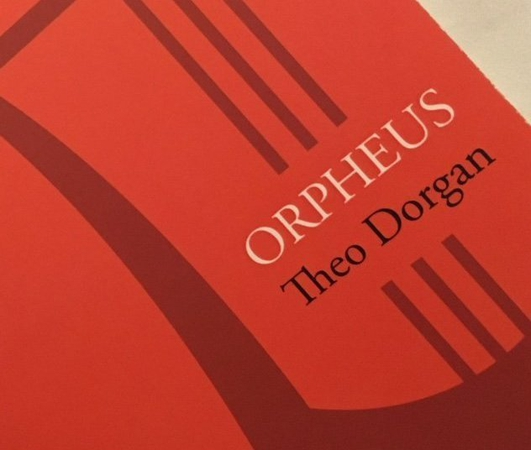 """Orpheus"", the new collection by Theo Dorgan"