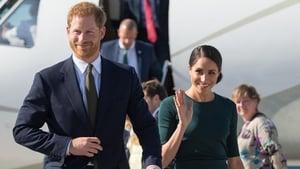 The Duke and Duchess of Sussex will spend around 24 hours in Ireland