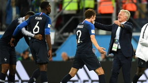 Benjamin Pavard's goal against Argentina is the goal of the World Cup