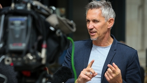 Gary Lineker topped the list with earnings of £1,750,000 - £1,759,999