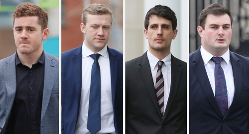 Acquitted: the Rugby Rape Trial