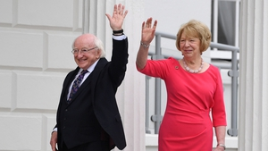 Michael D Higgins announced yesterday that he intended to run for a second term in office