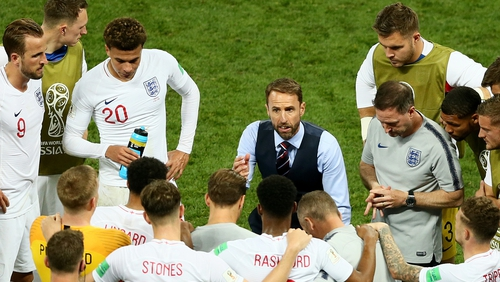 England had been expected to have another poor campaign