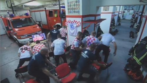 Croatia's Rakitic promises 'excess energy' for World Cup final