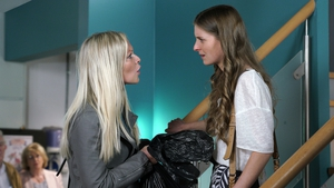 Sparks fly when Farrah confronts Tessa on Fair City