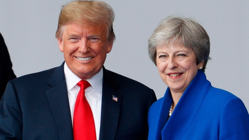 Trump to make first state visit to United Kingdom in June