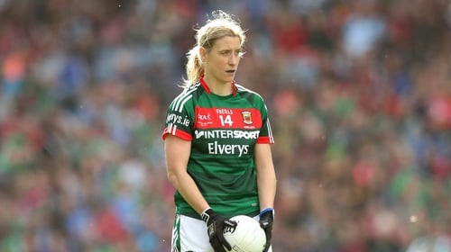 Cora Staunton will not line out for Mayo on Saturday